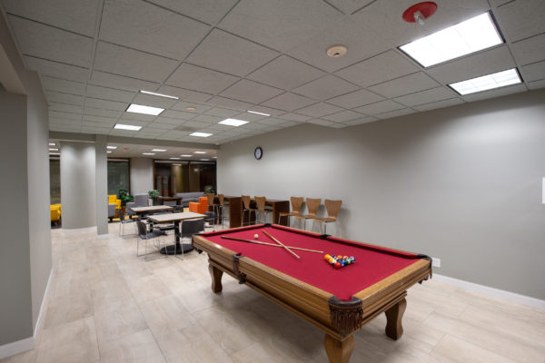 Lake Point Tower Community Room