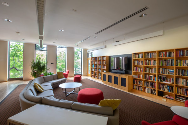 Lake Point Tower Library