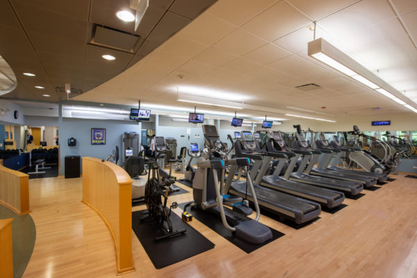 Lake Point Tower Health Club