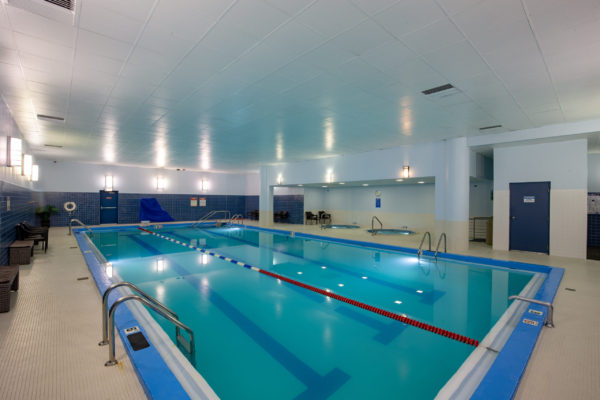 Lake Point Tower Indoor Pool