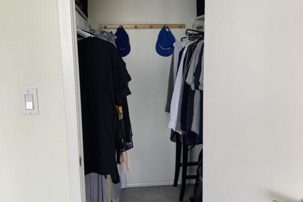 br closet
